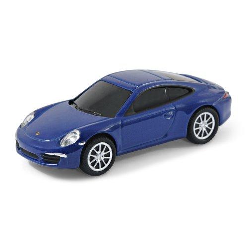 USB-Stick Auto - Porsche 991 (911) Carrera S - 8 GB - Blau (Usb-laufwerk Daten)