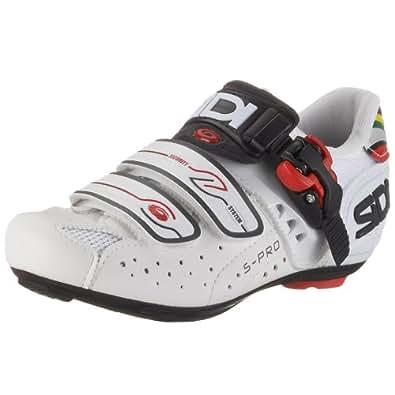 Sidi Men's Genius 5 Pro White Cycling Shoe 74911 12 UK