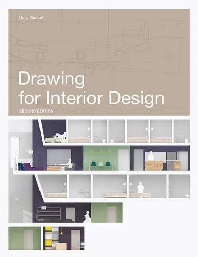 Drawing for interior design par Drew Plunkett