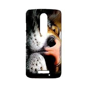 BLUEDIO Designer Printed Back case cover for Motorola Moto X3 (3rd Generation) - G1058