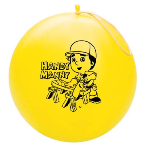 Mayflower Verteilen Disney Handy Manny Punchingball Balloon