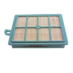 Filtre a air hepa fc9150 fc9228 aspirateur philips fc9152
