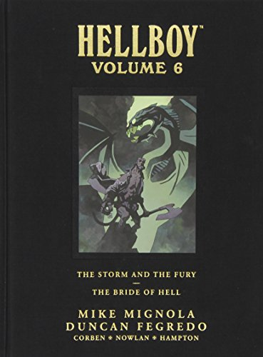 Hellboy Library Edition Volume 6