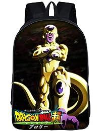 YOYOSHome Anime Dragon Ball Z Cosplay Book Bag Shoulder Bag Daypack Mochila Escolar