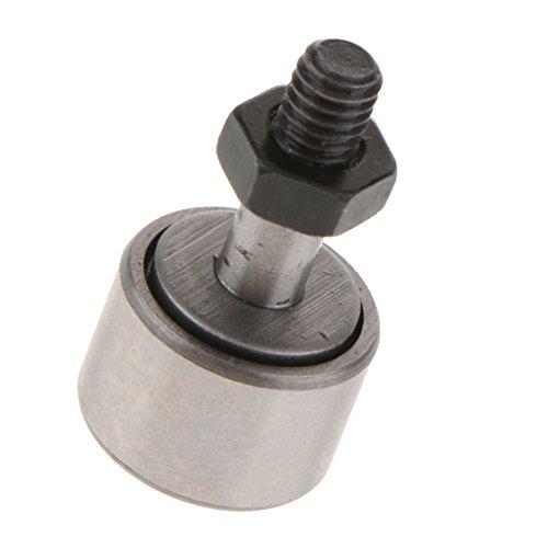 MagiDeal Bolzen Typ Nockenfolger Nadellager Durchmesser 16mm ideal für Drucker, Mechanische Geräte und andere Anwendungen