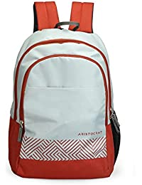 Aristocrat Zing 27 Ltrs Grey Casual Backpack (BPZING2GRY)