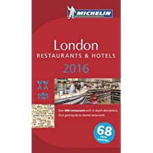 Guide Michelin Londres 2016