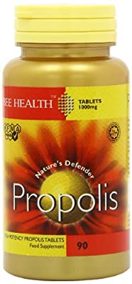 Bee Health Propolis Tablets 90 x 1000mg from Bee Health