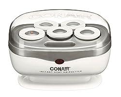 Conair TS7NR Rollers Instant Heat Travel Hairsetter Jumbo