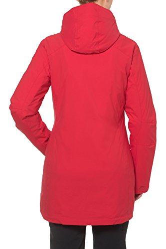 VAUDE altiplano veste veste pour femme Rouge - Rouge