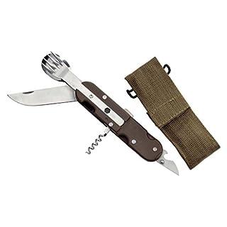 AUSONIA 27040 cutlery, Brown