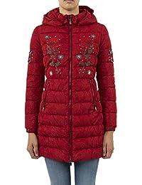Amazon.it  Desigual - Giacche   Giacche e cappotti  Abbigliamento 518b83cae88