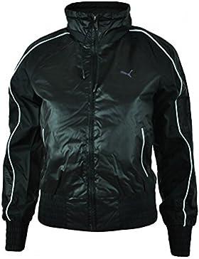 Puma Bomber Jacket Chaqueta Mujeres Ocio Invierno acolchadas negro