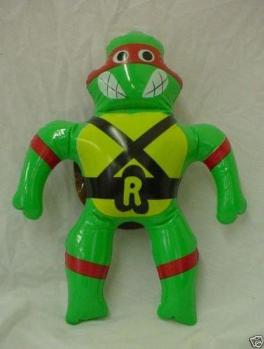 40cm Klassiker Teenage Mutant Ninja Turtles Aufblasbares Spielzeug - Red Turtle - Raphael