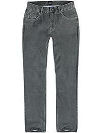 engbers Herren Hose aus wertigem Strukturstoff, 24129, Grau