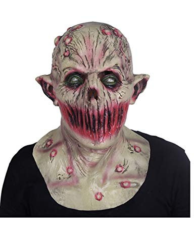 Halloween Scary Maske Adult Männlich Volles Gesicht Scary -