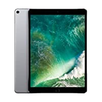 """Apple iPad Pro 10.5"""" (2017 - 2nd Gen), Wi-Fi, 512GB, Space Gray [With Facetime]"""