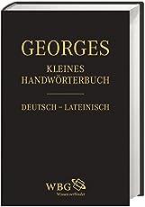 Kleines deutsch-lateinisches Handwörterbuch