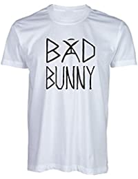 Desconocido Bad Bunny - Camiseta Manga Corta