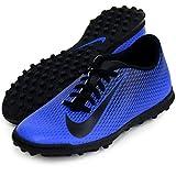 Nike Bravata II Tf, Scarpe da Calcetto Indoor Uomo, Multicolore (Racer Blue/Black 400), 38.5 EU