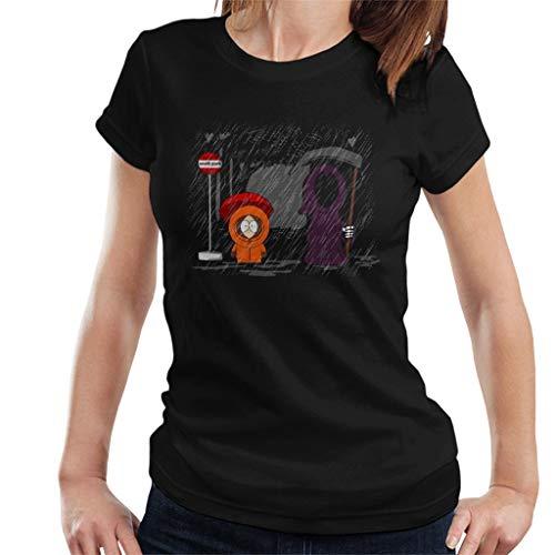 My Neighbor Death South Park Studio Ghibli Women's T-Shirt