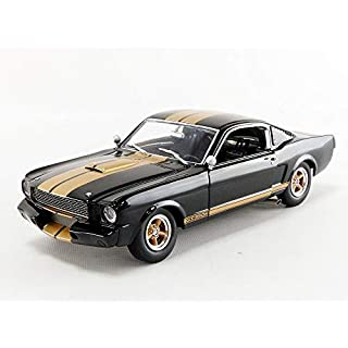 ACME 1801827 Miniature Collection Car Black