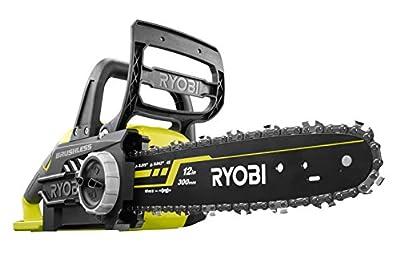 Ryobi OCS1830 18 V 30 cm Bar ONE+ Cordless Brushless Chain Saw