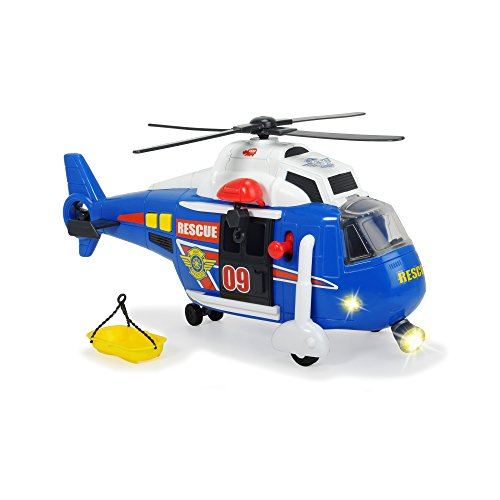 Dickie Toys 203308356 – Action Series Helicopter, Helikopter, 41 cm - 3