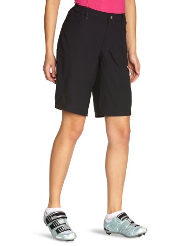 GORE BIKE WEAR Damen Shorts Countdown 2.0, black/graphite grey, 34, TCOULC999106