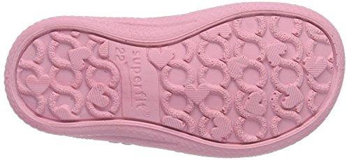 Superfit  POLLY, Chaussures premiers pas pour bébé (fille) Beige - Beige (ECRU KOMBI 21)