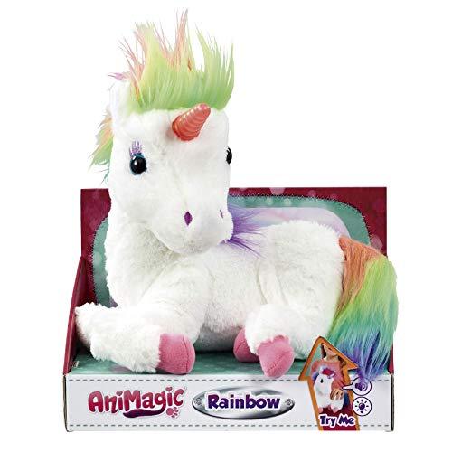 Animagic - Rainbow, mein Einhorn mit Lichteffekten