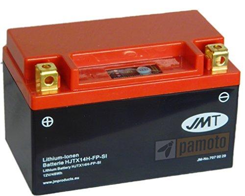 Batería de ion de litio Kymco Yager 300GTI 2014JMT-hjtx14h de FP