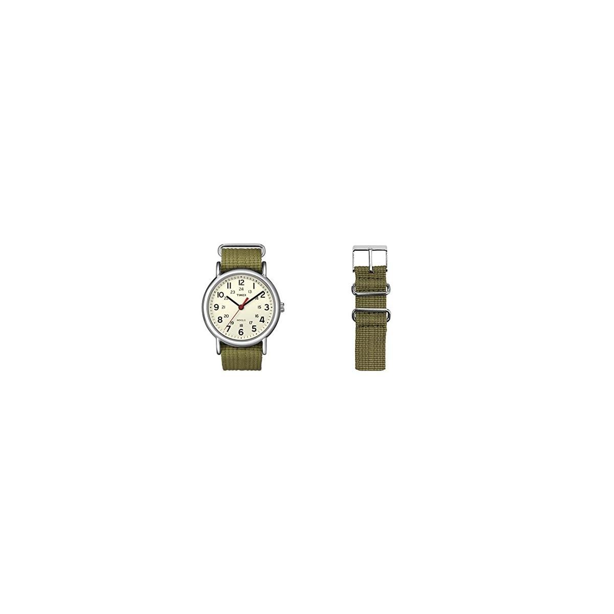 419op88xM1L. SS1200  - Reloj Timex Unisex T2N651 + Correa para Reloj TW7C05700