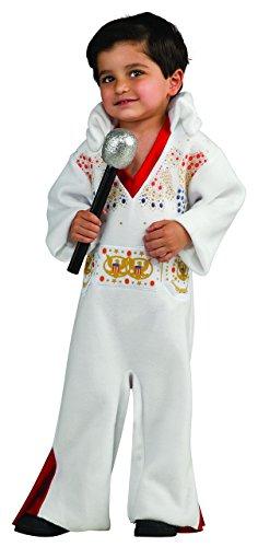 Elvis Presley Babykostüm - 68/80 (Elvis Presley Baby Kostüme)