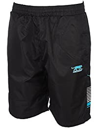 Airness - Rich noir turq - Short bermuda