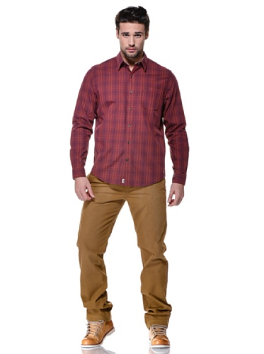 Timberland - Chemise - Homme (506) Red