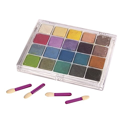 RAYHER 7864800 Pastell-Kreiden, Box 20 Farben
