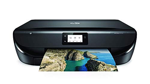 HP Envy 5030 - Wireless Multifunction Printer (Ink, Wi-Fi, Copy, Scan, 1200 x 1200 PPP, Silent mode, Included 3 Meses de HP Instant Ink) Color Black