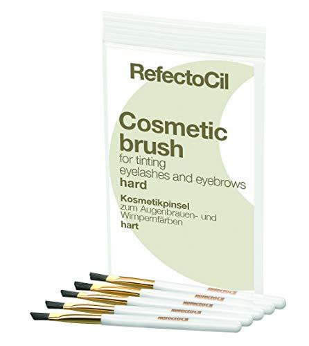RefectoCil Kosmetikpinsel hart (5Stück)