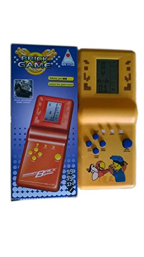 Toyzstation Brick Game Video Game Toy for Kids(Color may vary)