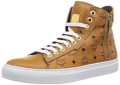 michalsky iii high x mcm classic damen hohe sneakers. Black Bedroom Furniture Sets. Home Design Ideas