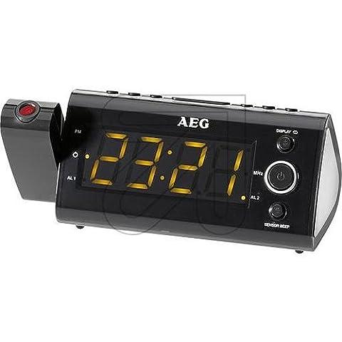 Projektions-Uhrenradio MRC 4121 P