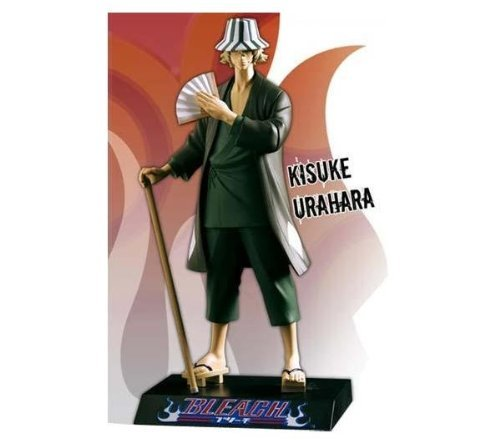 Bleach Series 4 Kisuke Action Figure by Toynami 1
