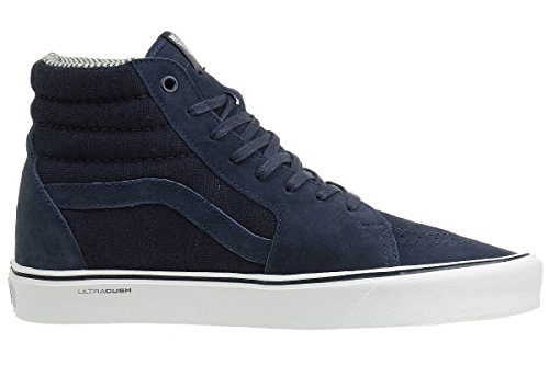 Vans Unisex-Erwachsene M Sk8-Hi Lite High-Top hemp dress blue