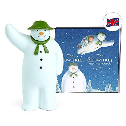 tonies Hörfigur (Englische Version) The Snowman für die Toniebox -