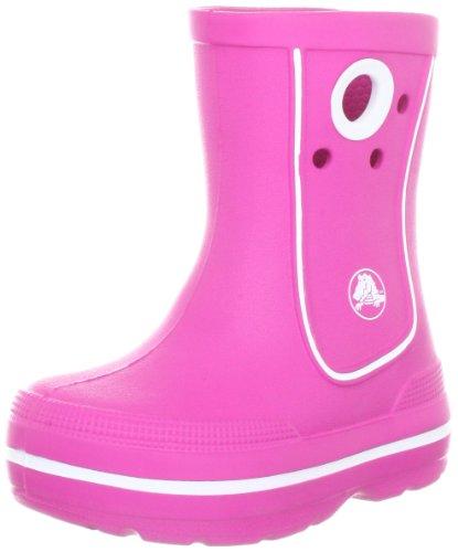 Crocs Band Jaunt, Boots mixte enfant Rose (Fuchsia)