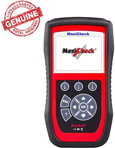 Autel MaxiCheck PRO Strumento di diagnostica per ABS Auto Bleed, ABS, SRS, BMS, Dpf, Servizio EPB, SAS,Spia Controllo Olio/Servizio di Reset