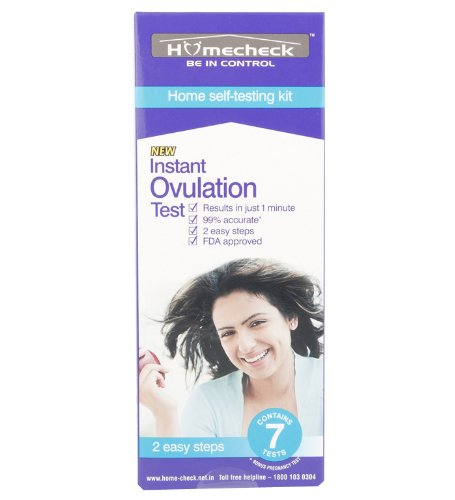 Homecheck-New-Instand-Ovulation-Test-Contain-7-Test