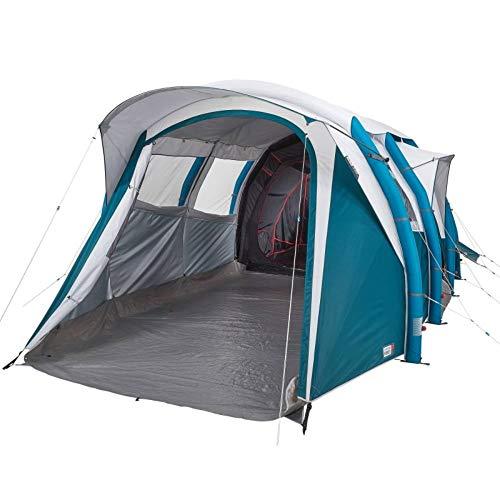 Quechua Air Seconds 6.3 XL Campingzelt Fresh & Black Fa… | 03608439449932