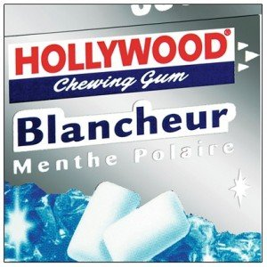 Hollywood Blancheur menthe polaire